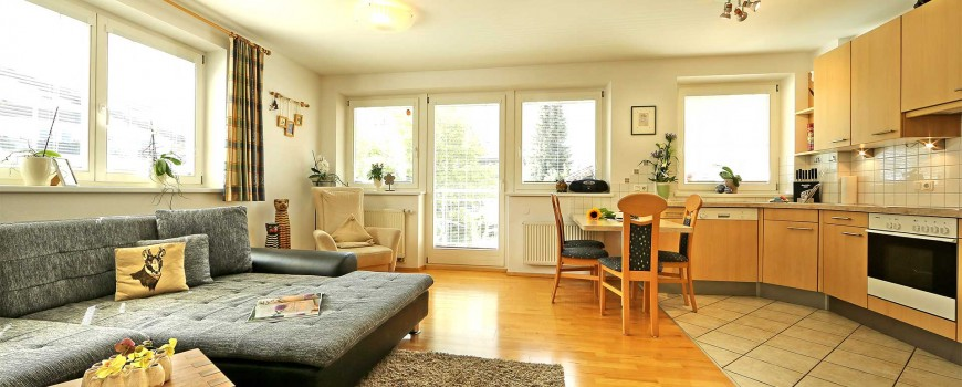 85 m² for 2-5 people at Scheulingstrasse 390