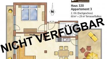 60 m² für 2 Personen in der Sportplatzstrasse 320